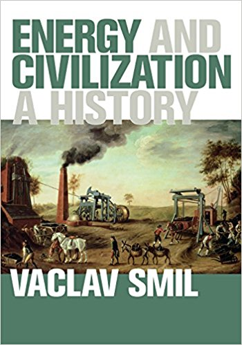 Valcav Smil, Energy
